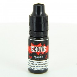 Booster Exotic EliquidFrance 10ml 18mg