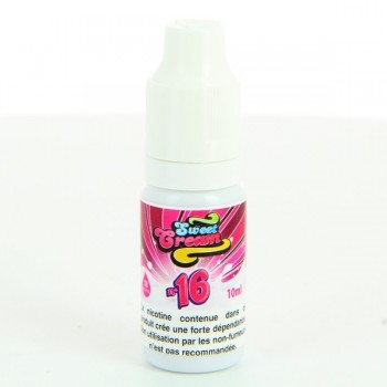Booster Numero16 EliquidFrance 10ml 18mg