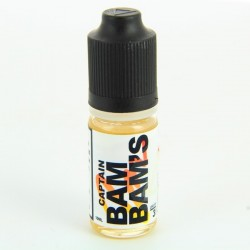 Captain Cannoli Bam Bam's 10ml