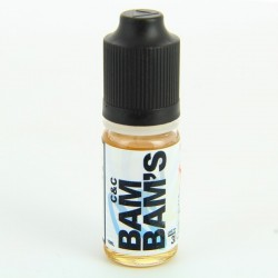 Cookies N Cream Cannoli Bam Bam's 10ml