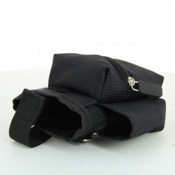 Sacoche rangement tissu Noir multi fonction