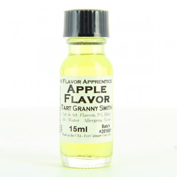 Apple Tart Granny Smith Arome 15ml Perfumers Apprentice