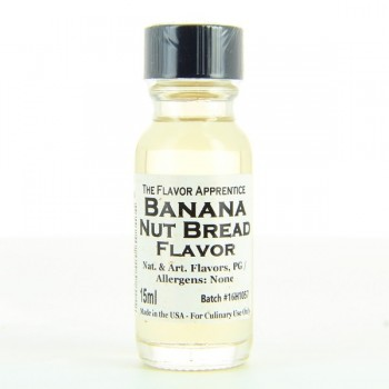 Banana Nut Bread Arome 15ml Perfumers Apprentice