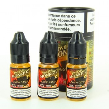 Congo Cream 12Monkeys 3x10ml