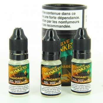 Mangabeys 12Monkeys 3x10ml