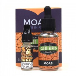 Moabi Shake and Vape Cloud Vapor 30ml