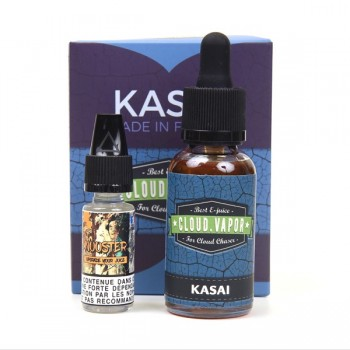 Kasai Shake and Vape Cloud Vapor 30ml