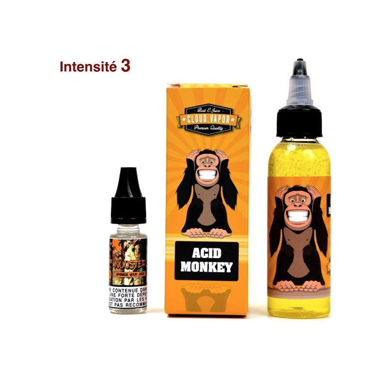Acid Monkey Shake and Vape Cloud Vapor 60ml