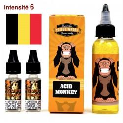 Acid Monkey Shake and Vape TPD Belgique Cloud Vapor 60ml