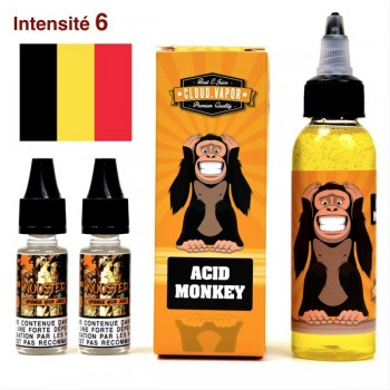 Acid Monkey Shake and Vape TPD Belgique Cloud Vapor 60ml