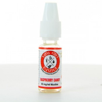 Raspberry Candy You Got e-Juice 10ml