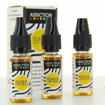 Elvis s Last Meal Addiction 3X10ml