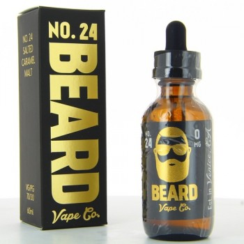 No 00 Beard Vape 60ml 00mg