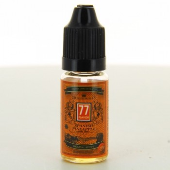 Red Spanish Pineapple Concentre 77 Flavor 10ml