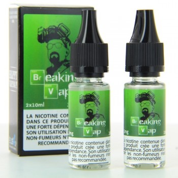 Breaking Vap Bordo2 Premium 2x10ml