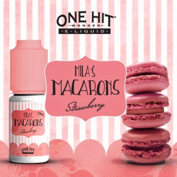 Strawberry Mila s Macaron One Hit Wonder 3x10ml