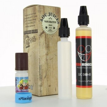 Pack Lic Bomb Emixologie 50ml 00mg