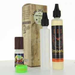 Pack SOS SmileNvape 50ml 00mg