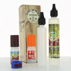 Pack Yellow Snow Juice Maniac 50ml 03mg