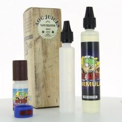 Pack Comosus Nebula Juice Maniac 50ml 00mg