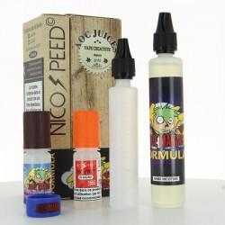 Pack Formula Juice Maniac 50ml 03mg