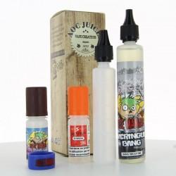 Pack Meringue Bang Juice Maniac 50ml 03mg