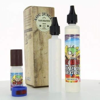 Pack Rainbow Tears Juice Maniac 50ml 00mg