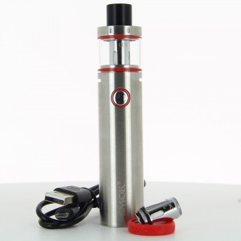 Kit Vape Pen Plus 3000mah Silver Smoktech