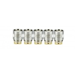 Pack de 5 resistances ES Sextuple 0.17ohm Eleaf