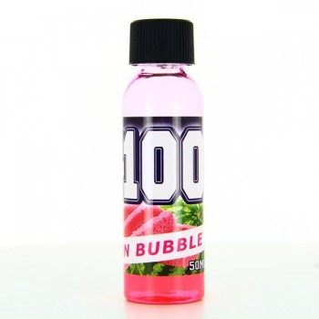 Melon Bubble 50in60 The Big 100 60ml 00mg