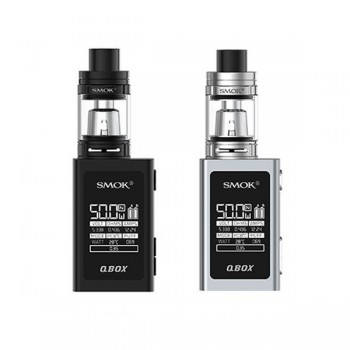 Kit QBox + TFV8 Baby 2ml Smoktech