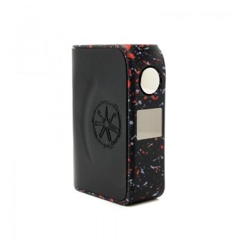 Box Minikin 1.5 155W Noir Splash Rouge Inverse Asmodus