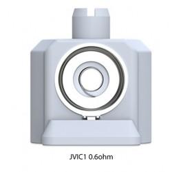 Pack de 5 resistances Penguin AtoPack JVIC1 MTL 0.6ohms Joyetech