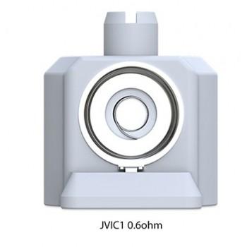 Pack de 5 resistances AtoPack Penguin / Dolphin JVIC1 MTL 0.6ohms Joyetech