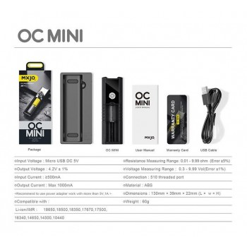 Chargeur Oc Mini MXJO