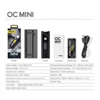 Chargeur Oc Mini MXJO