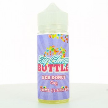BCB Donut ZHC Big Cheap Bottle 100ml