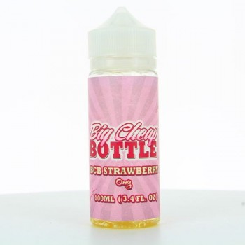 BCB Strawberry ZHC Big Cheap Bottle 100ml