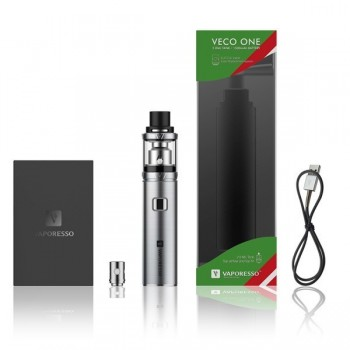 Kit Veco One 1500mah Silver Vaporesso