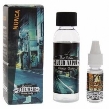 Nunca Shake and Vape Cloud Vapor 60ml
