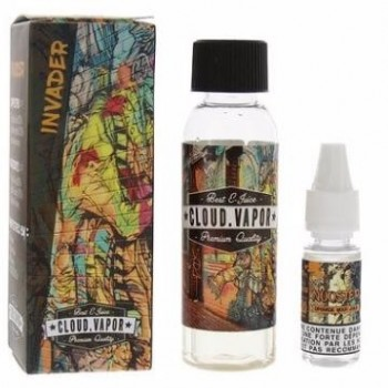 Invader Shake and Vape Cloud Vapor 60ml