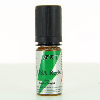 USA Reds T Juice Vert 10ml