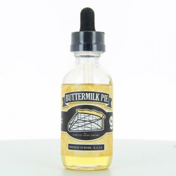 Buttermilk Pie ZHC Primitive Vapor 50ml 00mg