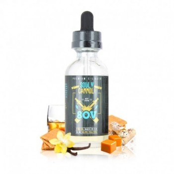 Souly Cannoli ZHC Mix Series 80V 50ml 00mg