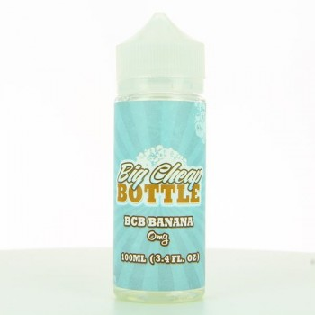 BCB Banana ZHC Big Cheap Bottle 100ml