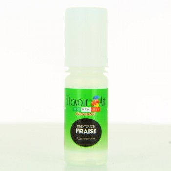 Red Touch Fraise Arome Flavour Art 10ml