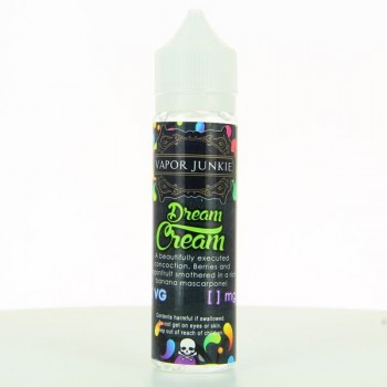 Dream Cream ZHC Vapor Junkie 50ml 00mg