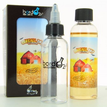 Pack Cereall Day ZHC Mix Series Bordo2 Oh My God 100ml 00mg + fiole vide 60ml graduee