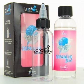 Pack Dopamine Blue ZHC Mix Series Bordo2 Oh My God 100ml 00mg + fiole vide 60ml graduee