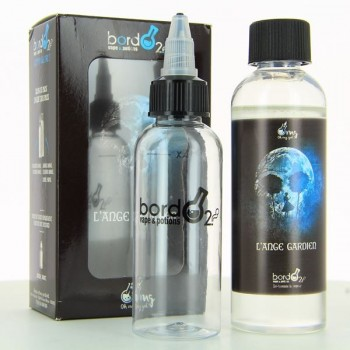 Pack L Ange Gardien ZHC Mix Series Bordo2 Oh My God 100ml 00mg + fiole vide 60ml graduee